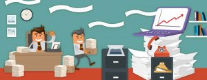 Benefits of Paperless Manufacturing Industries