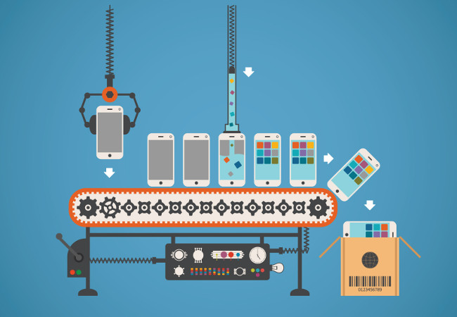 Mobile Apps for Manufacturing