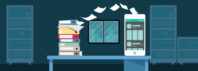 Paperless Solutions for Manufacturing