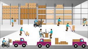 Mobile Solution for Warehouse Management