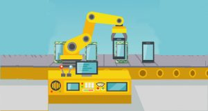 Smart Mobile Apps for Manufacturing