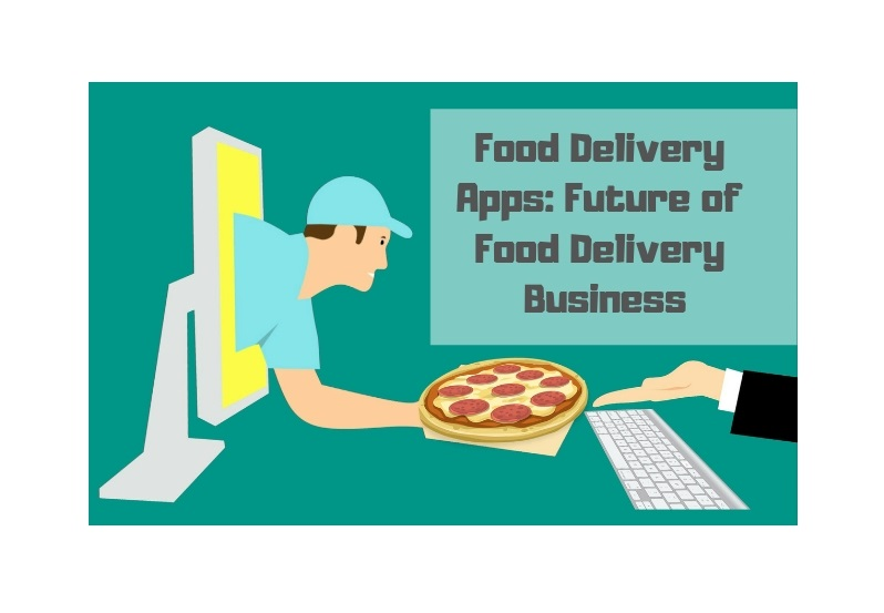 Food delivery app development